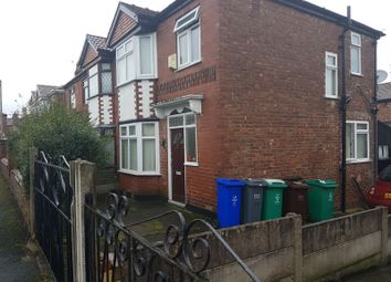 Thumbnail 3 bed semi-detached house to rent in Sutcliffe Avenue, Manchester