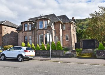 Thumbnail 3 bed semi-detached house for sale in Newark Street, Greenock