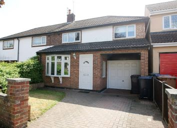 Thumbnail 3 bed semi-detached house for sale in Hayley Bell Gardens, Thorley, Bishop's Stortford
