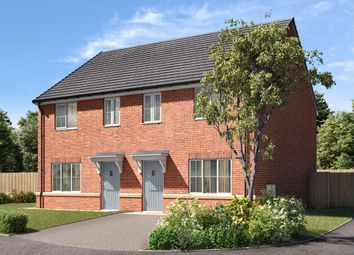 Thumbnail 3 bed town house for sale in Pinfold Garth, Sherburn In Elmet, Leeds