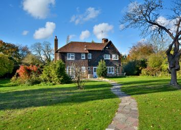 Thumbnail 4 bed detached house for sale in Church Lane, Bury, Pulborough