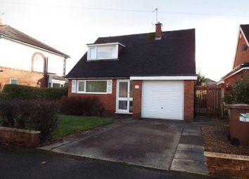 Thumbnail 2 bed bungalow for sale in Westway, Fulwood, Preston, Lancashire