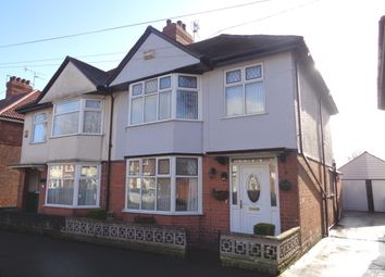 3 bed semi-detached house to rent in Goddard Avenue, Hull HU5