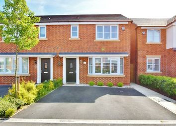 Thumbnail 3 bedroom semi-detached house for sale in Chelmer Way, Eccles, Manchester