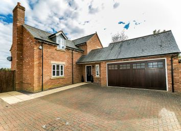Thumbnail 4 bed detached house for sale in St. Augustus Close, Bletchley, Milton Keynes