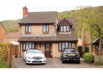 Thumbnail 4 bed detached house for sale in Golwg Y Mynydd, Swansea