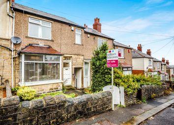Thumbnail 3 bed terraced house for sale in Hawthorne Terrace, Crosland Moor, Huddersfield
