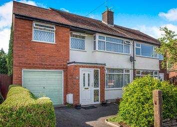 Thumbnail 4 bed semi-detached house for sale in The Avenue, Penwortham, Preston