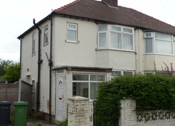 Thumbnail 3 bed semi-detached house for sale in Lawton Avenue, Bootle, Merseyside