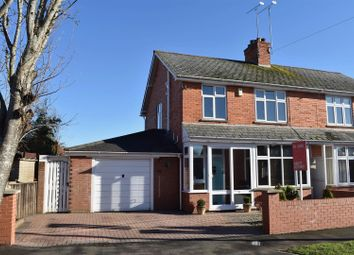 Thumbnail 4 bed semi-detached house for sale in Greenway Crescent, Taunton