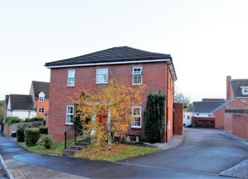 Thumbnail 4 bed detached house for sale in Carn Wen, Broadlands