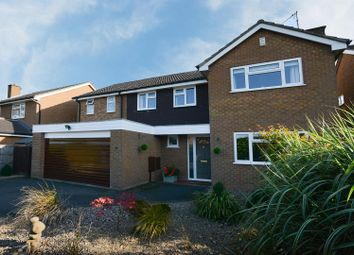 Thumbnail 5 bed detached house for sale in Gardner Drive, Kinoulton, Nottingham