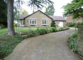 Thumbnail 2 bed bungalow for sale in Padmoor Lane, Upton, Gainsborough