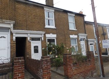 Thumbnail 3 bed terraced house to rent in Whitmore Street, Maidstone