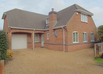 Thumbnail 4 bed detached house for sale in Church Lane, Colden Common, Winchester, Hampshire