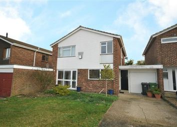 Thumbnail 4 bed detached house for sale in Windermere Avenue, Basingstoke, Hampshire