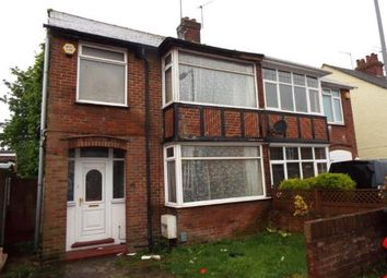 Thumbnail 3 bed semi-detached house for sale in Letchworth Road, Luton, Bedfordshire