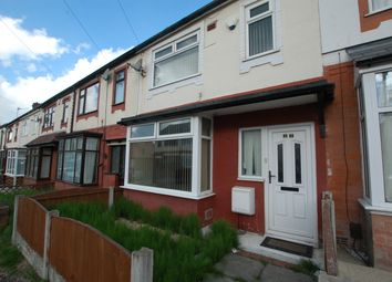 Thumbnail Terraced house to rent in Oxford Road, Bolton, Lostock