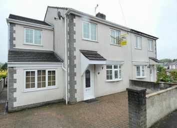 Thumbnail 3 bedroom semi-detached house for sale in Heathcote Park, Cleator Moor, Cumbria