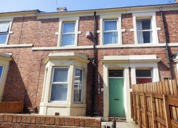 Thumbnail 2 bedroom flat to rent in Brighton Grove, Arthurs Hill, Newcastle Upon Tyne