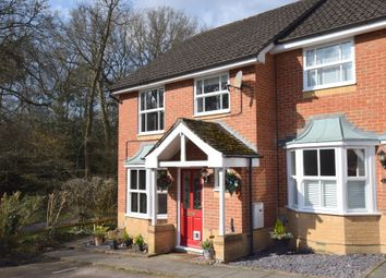 Thumbnail 3 bed end terrace house for sale in Silvester Way, Church Crookham, Fleet
