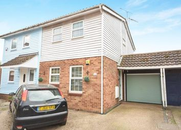 Thumbnail 3 bed semi-detached house for sale in Burnt Mills, Basildon, Essex