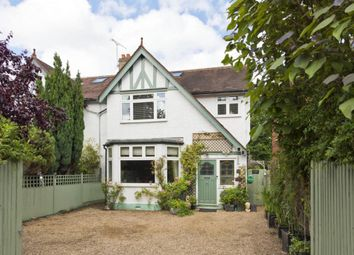 Thumbnail 5 bed semi-detached house to rent in Hersham Road, Walton On Thames