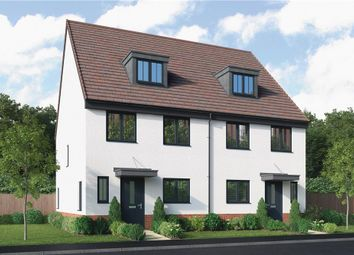 "4 bed semi-detached house for sale in ""Auden"" at ""Auden"" At Kedleston Road, Allestree, Derby DE22"