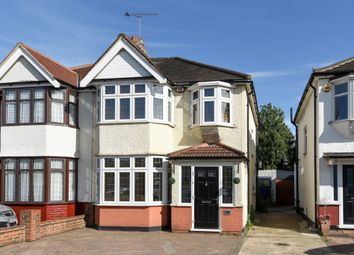 Thumbnail 3 bed semi-detached house for sale in Carlton Road, Gidea Park