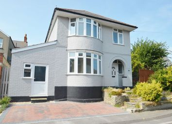 Thumbnail 3 bed detached house for sale in Cassiobury Road, Weymouth