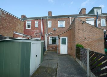 Thumbnail 2 bed terraced house for sale in Welbeck Road, Bolsover, Chesterfield