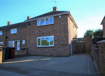 Thumbnail 3 bed end terrace house for sale in Farm Crescent, Slough, Berkshire