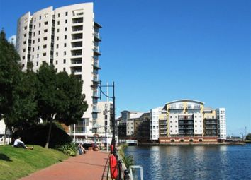 Thumbnail 2 bed flat to rent in Capella, Celestia, Cardiff Bay