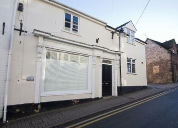 Thumbnail 1 bed terraced house for sale in Church Street, Ross-On-Wye