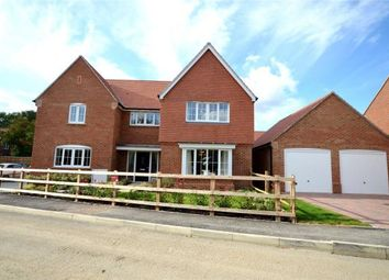 Thumbnail 5 bed detached house for sale in Meadow Gardens, Thaxted, Essex