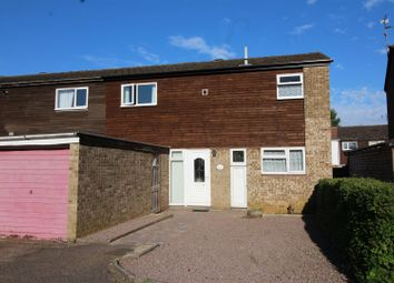 Thumbnail 3 bedroom end terrace house for sale in Essendyke, Bretton, Peterborough