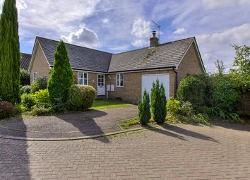 Thumbnail 2 bed detached bungalow for sale in Badwell Ash, Bury St Edmunds, Suffolk