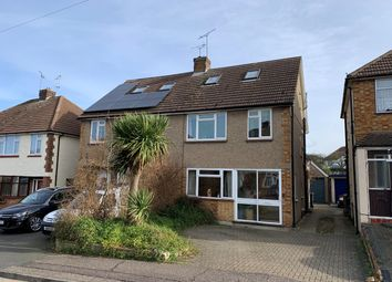 Thumbnail 4 bed semi-detached house for sale in Hillside Grove, Chelmsford
