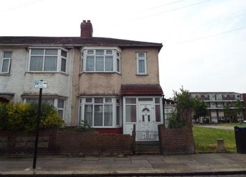 Thumbnail 3 bed end terrace house for sale in Varley Road, London