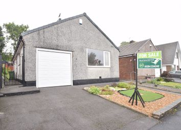 Thumbnail 3 bed semi-detached bungalow for sale in Westcliffe, Great Harwood, Blackburn