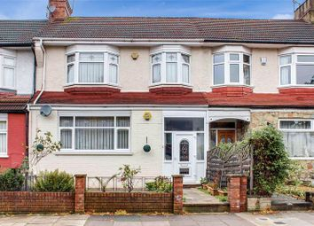 Thumbnail 3 bed terraced house for sale in Chimes Avenue, Palmers Green