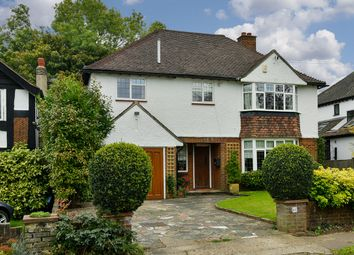 Thumbnail 5 bed detached house for sale in Downs Wood, Epsom Downs