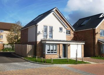Thumbnail 3 bed detached house for sale in Winshields Way, Throckley, Newcastle Upon Tyne