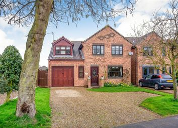 Thumbnail 5 bed detached house for sale in North Lane, Wheldrake, York