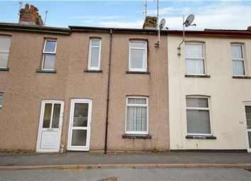 Thumbnail 2 bed terraced house for sale in Park Row, Okehampton