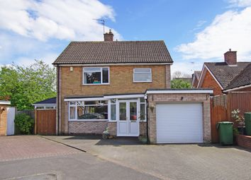 Thumbnail 3 bed detached house for sale in Orchard Croft, Barnt Green