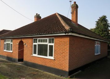 Thumbnail 3 bed bungalow for sale in The Entry, Diss, Norfolk