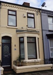 Thumbnail 3 bed terraced house for sale in Finchley Road, Anfield, Liverpool