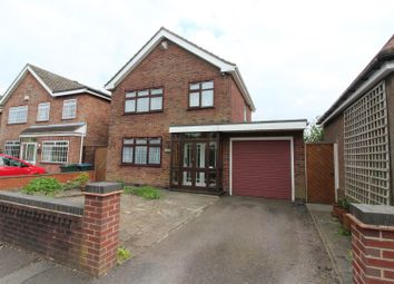 Thumbnail 3 bed detached house for sale in New Road, Keresley, Coventry