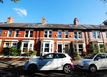 Thumbnail 5 bedroom terraced house to rent in Albury Road, Newcastle Upon Tyne